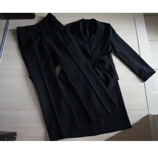 しまむら - 【ほぼ新品】スーツ3点セット(スカート+パンツ)