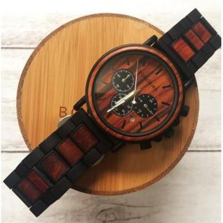 """木製ブランド""""BOBO BIRD""""インスタで人気の腕時計★(腕時計(アナログ))"""