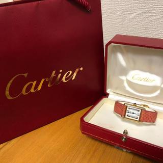 Cartier - カルティエ マストタンク 正規品