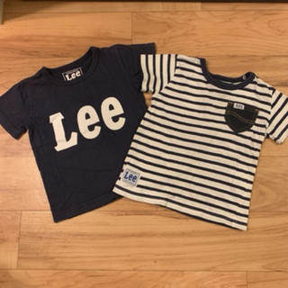 Lee - lee Tシャツ 2枚セット