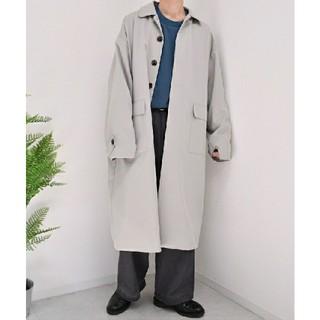 HARE - 【新品未使用】kutir オーバーステンカラーコート