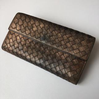 Bottega Veneta - ボッテガヴェネタ イントレ 長財布