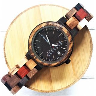 """木製ブランド""""BOBO BIRD""""インスタで人気の腕時計★レディース(腕時計)"""