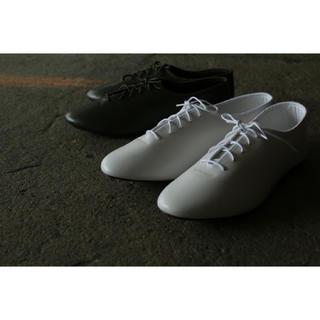 ヨウジヤマモト(Yohji Yamamoto)のCATWORTH|Men's Jazz White Shoes(ドレス/ビジネス)