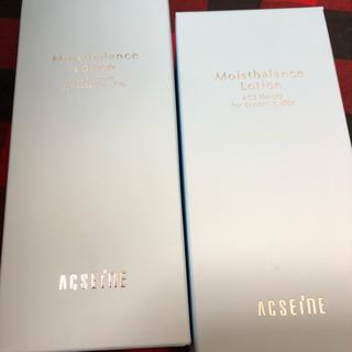 アクセーヌ(ACSEINE)のアクセーヌ★モイストバランスローション2個(化粧水/ローション)