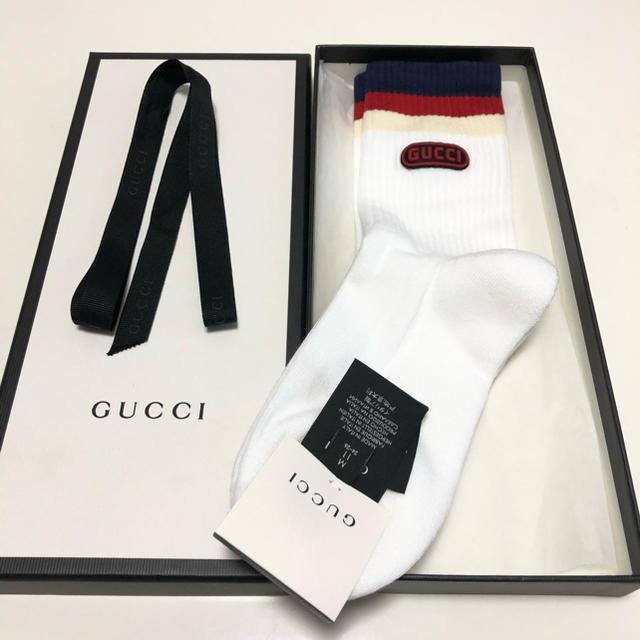 ブルガリ 時計 セルペンティ スーパー コピー / Gucci - グッチ(GUCCI) ソックス 靴下 新品 未使用 タグ付きの通販