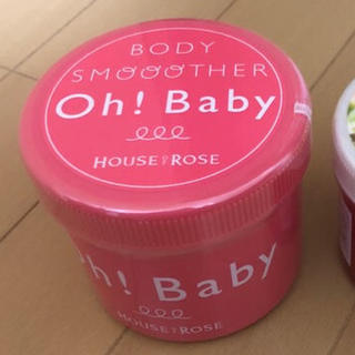 HOUSE OF ROSE - Oh! Baby ボディ スムーザー 570g