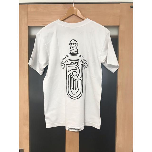 Chrome Hearts(クロムハーツ)のクロムハーツ  ユナイテッドアローズ 限定 Tシャツ パーカー メンズのトップス(Tシャツ/カットソー(半袖/袖なし))の商品写真