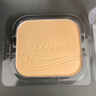 CEZANNE(セザンヌ化粧品) - セザンヌ ウルトラ カバー UVファンデーション II 2 ライトオークル 詰替