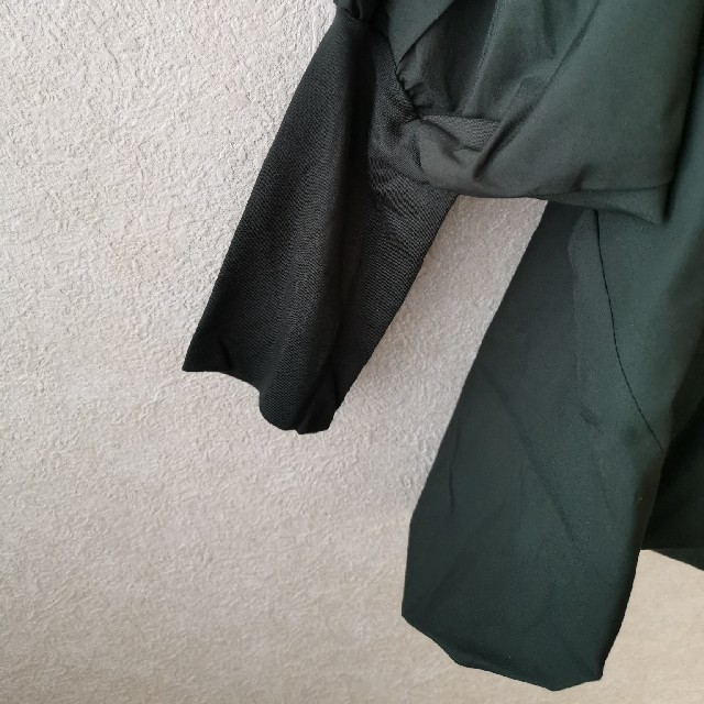 URBAN RESEARCH(アーバンリサーチ)の新品ミズイロインドグリーンシャツ レディースのトップス(シャツ/ブラウス(長袖/七分))の商品写真