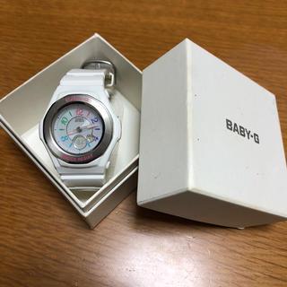 ベビージー(Baby-G)のbaby-G 電波腕時計(腕時計)
