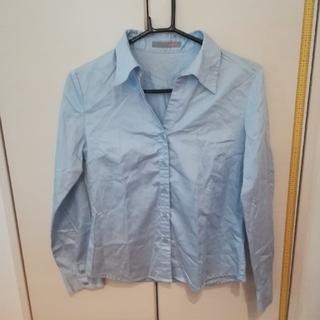 Ray BEAMS - レイビームス、水色シャツ
