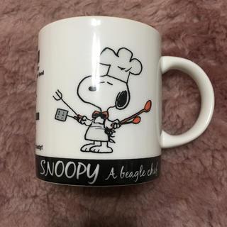 スヌーピー(SNOOPY)のスヌーピーのマグカップ(マグカップ)