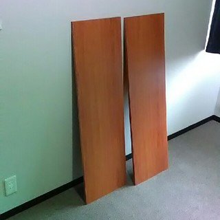 アイリスオーヤマ(アイリスオーヤマ)の★送料無料★2枚セット カラ板 LBC-1235 DIYボード チェリーブラウン(リビング収納)