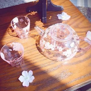 Starbucks Coffee - スターバックス 中国 桜  ティーポット ギフト セット