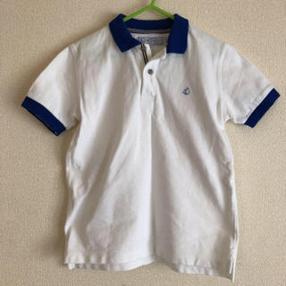PETIT BATEAU - プチバトー☆ポロシャツ☆8ans☆