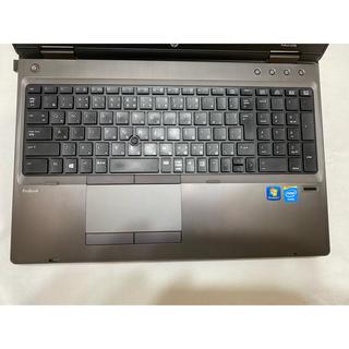 ヒューレットパッカード(HP)のHP ノートパソコン ProBook(ノートPC)
