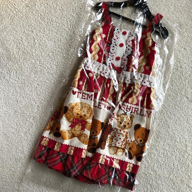 Shirley Temple(シャーリーテンプル)の新品 シャーリーテンプル 120 キッズ/ベビー/マタニティのキッズ服女の子用(90cm~)(ワンピース)の商品写真