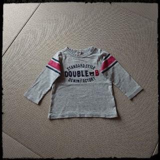 DOUBLE.B - *。DOUBLE.B長袖シャツ。*