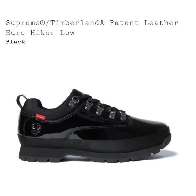 Supreme(シュプリーム)のSupremeシュプリーム× Timberland ティンバーランド ブーツ メンズの靴/シューズ(ブーツ)の商品写真