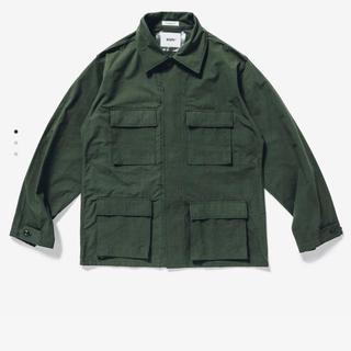 W)taps - wtaps  wmill ls 01 shirt nyco ripstop M