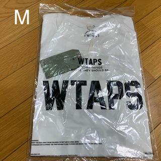 WTAPS  SQD Tシャツ  ロゴ  ダブルタップス