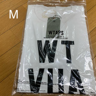 WTAPS  WTVUA Tシャツ  ロゴ  ダブルタップス