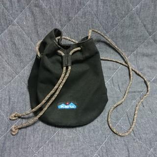 カブー(KAVU)の(おかず様) KAVU バケットバッグ black(ショルダーバッグ)