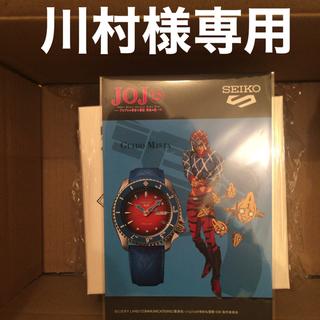 セイコー(SEIKO)のSEIKO ジョジョの奇妙な冒険 腕時計(その他)