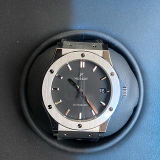 ウブロ(HUBLOT)のHUBLOT クラシックフュージョン 45mm(腕時計(アナログ))