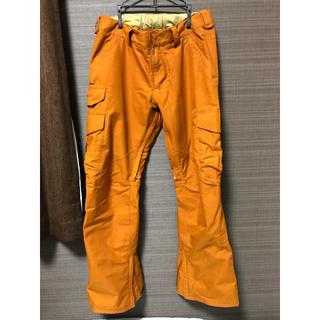 バートン(BURTON)のBURTON MB CARGO PT MID バートン ウェア オレンジ(ウエア/装備)