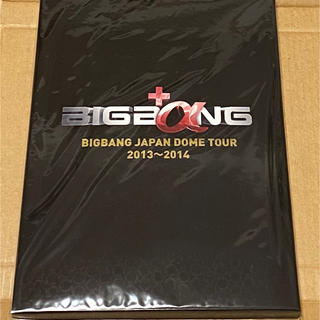 ビッグバン(BIGBANG)のBIGBANG TOUR 2013-2014 VIPシートオリジナル特典(K-POP/アジア)