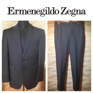 エルメネジルドゼニア(Ermenegildo Zegna)のセレブ御用達 エルメネジルド ゼニア 3シーズン対応 スーツセットアップ(セットアップ)