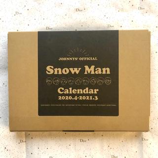 Johnny's - 【新品】SnowMan★カレンダー