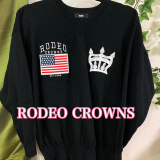 RODEO CROWNS - RODEO CROWNS ニット