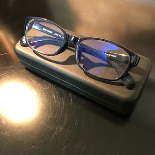 ジンズ(JINS)の【JINS PC】サンジモデル 度なし ブルーライトカット35%(サングラス/メガネ)