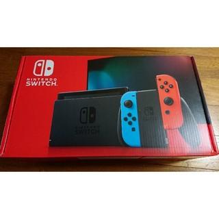 Nintendo Switch - 未使用 本日限定 Nintendo Switch スイッチ 本体 ネオン 新型
