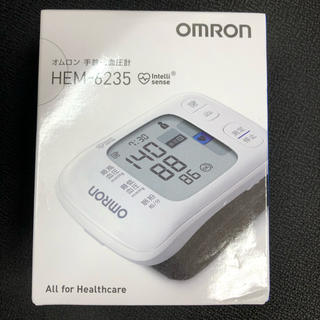 OMRON - SALE オムロン手首式血圧計 HEM-6235
