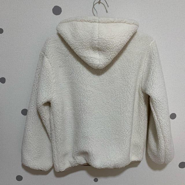GRL(グレイル)のボアブルゾン レディースのジャケット/アウター(ブルゾン)の商品写真