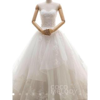 Vera Wang - 【お得】ドレス、パニエ、ドレスケースのセット