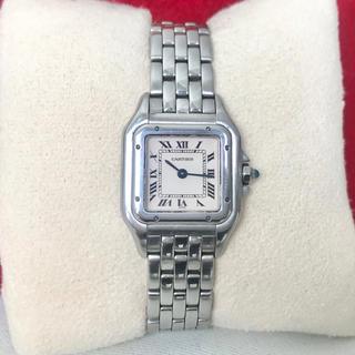 Cartier - 保証書付き❣️ 美品✨ カルティエ SM Cartier パンテール 腕時計