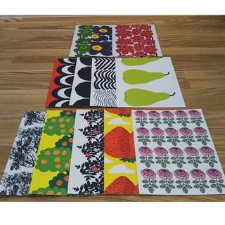 マリメッコ(marimekko)のマリメッコ ポストカード 12枚(その他)