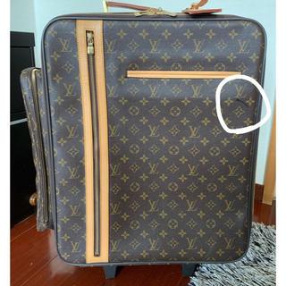ルイヴィトン(LOUIS VUITTON)のルイヴィトン トラベル スーツケース(トラベルバッグ/スーツケース)