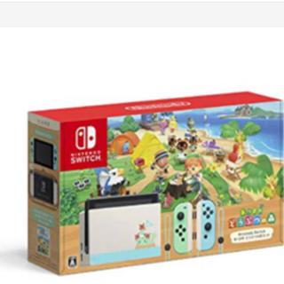 Nintendo Switch - どうぶつの森スイッチ