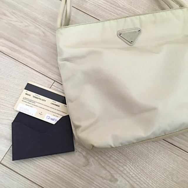 PRADA(プラダ)のPRADA ナイロンショルダーバッグ レディースのバッグ(ショルダーバッグ)の商品写真