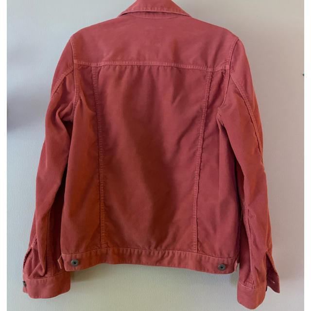 Ron Herman(ロンハーマン)のロンハーマン コーディロイジャケット メンズのジャケット/アウター(Gジャン/デニムジャケット)の商品写真