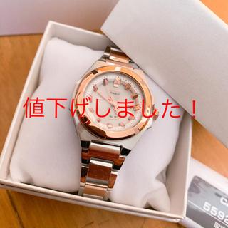 ベビージー(Baby-G)のCASIO レディース腕時計(腕時計)