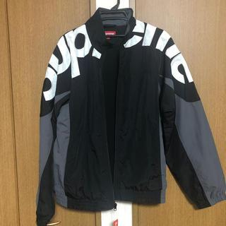 Supreme - シュプリームショルダーロゴトラックジャケット新品未使用 サイズ L