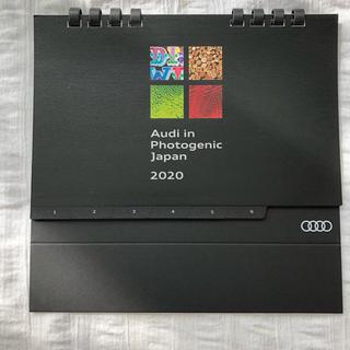 AUDI - Audi 2020年 卓上カレンダー