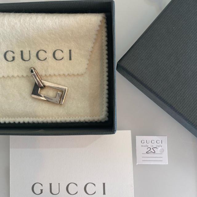 Gucci - ★GUCCI ペンダントトップ★ 美品の通販